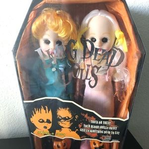 Living Dead Dolls Halloween Hemlock & Honey Doll